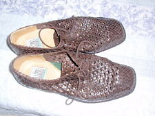 Men's Shoes GALIZIO TORRESI Genuine Quality leather size 421/2  U.S.9 1/2 ($350)