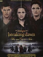 TWILIGHT BREAKING DAWN - A2 Poster (XL - 42 x 55 cm) - Clippings Fan Sammlung