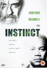 Instinkt [DVD] *NEU* DEUTSCH Anthony Hopkins, Cuba Gooding Jr. Instinct 1999