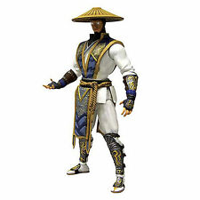 Mortal Kombat X Raiden Action Figure NEW Toys Collectibles Mezco Toys