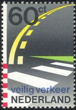 Netherlands 1982 Dutch Road Safety/Motoring/Roads/Zebra Crossing 1v (n23877)