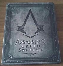 ASSASSIN'S CREED consorzio Big Ben Collector's Edition Steelbook Nuovo Sigillato