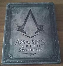 Assassin's creed syndicate big ben collector's edition steelbook neuf scellé