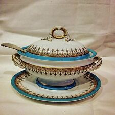 Tureen Victorian Royal Worcester Oval