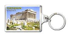 GREECE PARTHENON MOD2 KEYRING SOUVENIR LLAVERO