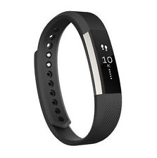 FITBIT Alta Activity Tracker Black Small Sleep Quality Interchangeable Bands New