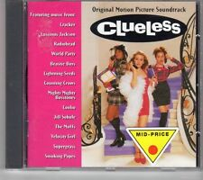 (GM118) Clueless / Original Motion Picture Soundtrack - 1995 CD