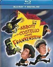 Abbott and Costello Meet Frankenstein (Blu-ray Disc, 2014) - NO Digital Copy