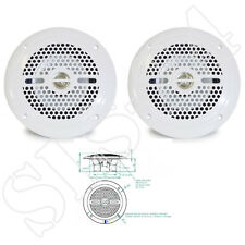 VDO Einbaulautsprecher 130mm 2-Wege Marine Lautsprecher BOXEN CAR Speaker