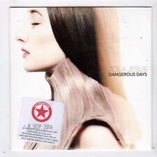 (FY856) Zola Jesus, Dangerous Days - 2014 DJ CD