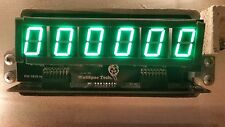 6-Digit Replacement Display Kit for Bally/Stern Pinballs - Green digits