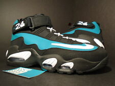Nike Air Griffey Max 1 BLACK WHITE FRESH WATER GREEN RED EMERALD 354912-005 13
