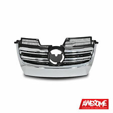 JOM GRILLE VW GOLF 5 R LINE/JETTA LOOK BLACK/CHROME 1K1853653R