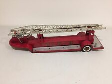 Vintage Tonka Hook and Ladder TFD Fire Truck Trailer Only!