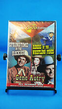 Gene Autry -Springtime In The Rockies - Riders Of The Whistling Pines Double DVD