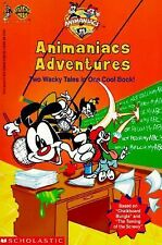 Animaniacs Adventures: Two Wacky Tales in One Cool Book (Teacher Timesavers), Ma