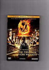 Die Tribute von Panem - The Hunger Games - Spacial Edition (2012) DVD #10342