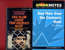 One Flew over the Cuckoo's Nest by Ken Kesey + SparkNotes Study Guide
