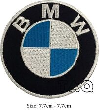 BMW logo racing biker car embroidered iron on patch badge motor sports # M01