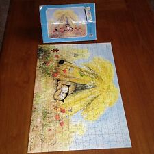 Vintage 1968 Jacob The Cat Heye Jigsaw Puzzle (1 Piece Missing)