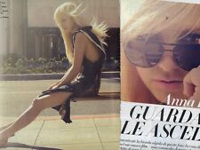 SP60 Clipping-Ritaglio 2012 Anna Faris Guardami le ascelle