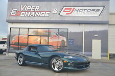 Dodge : Viper 2dr Open Spo
