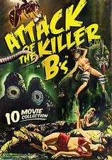 Attack of the Killer B's 10 Movie Collection DVD Classic Science Fiction