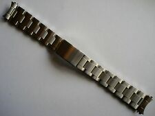 20MM OLD STYLE SOLID STEEL RIVET OYSTER BAND BRACELET FOR 36MM EXPLORER WATCH