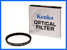 Kenko 52mm Clear UV Slim Filter Canon Nikon Panasonic Olympus 18-55 40 9-18