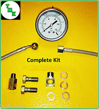 Engine Oil Press Test Kit 150PSI 10 BAR Caterpillar Mack Volvo Komatsu Hitachi