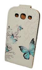 Design 14 Flip Tasche Cover Case Handy Hülle Etui  für Samsung i9300 Galaxy S3