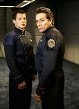 Battlestar Galactica Poster Adama Father and Son24in x 36in