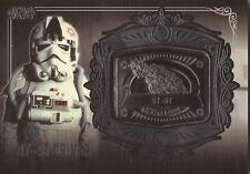 "Star Wars Galactic Files 2 - MD-11 AT-AT Driver ""AT-AT"" Medallion Card"