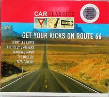 Various Artists - Car Classics - Get Your Kicks On Route 66 (CD 2000)