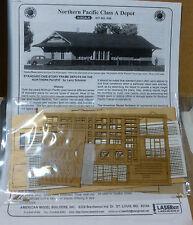 American Model Builders N #649 NP Depot (Kit)
