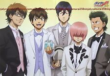 Ace of Diamond / Star-Mu poster promo anime official High School Star Musical