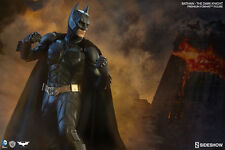 BATMAN THE DARK KNIGHT PREMIUM FORMAT STATUE SIDESHOW