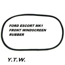 Ford Escort Mk1 Windscreen, Front Screen Rubber Seal NEW RS2000 Mexico 1300E GT