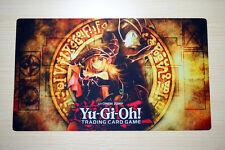 FREE TUBE Yugioh Playmat Custom Made Play Mat Dark Magician Girl C011