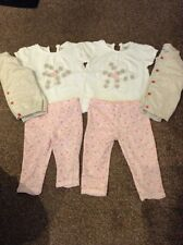 twin outfits age 3-6 and 6-9 months