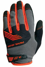 Pearl Izumi Summit Full Finger Women's Bike Gloves 14241503 Mandarin Red Small