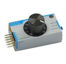F01476 Servo Auto Tester Adjuster Speed Controler ESC Tester for Esky Parts EK2-