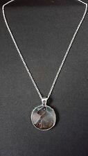 """Koala ours pendentif sur argent 18"""" plaqué fine chaîne en métal collier cadeau N463"""