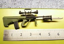 "1/6 scale Steyr AUG rifle custom weapon gun 21st century  toys for 12 "" figure"