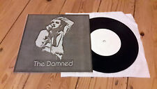 "THE DAMNED - ""DODGY DEMO"" UNOFFICIAL RELEASE VERY RARE PUNK KBD MINT REISSUE"