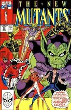 New Mutants Vol. 1 (1983-1991) #92