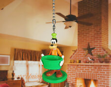 Disney Goofy Gardener Ceiling Fan Pull Light Lamp Chain Decoration K1215 A