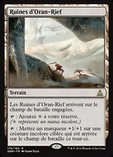 MTG Magic OGW - Ruins of Oran-Rief/Ruines d'Oran-Rief, French/VF