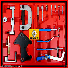 Renault Engine Timing Tool Set Kit*Petrol*Diesel*1.2*1.4*1.6*1.8*2.0*2.5D/TD*16v