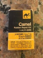 1960S Camel Tube Repair Kit